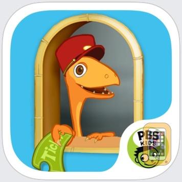 Dinosaur Train Classic in the Jurassic, Jr.! by PBS KIDS (iPad)