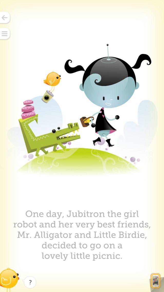 Screenshot - Jubitron the Girl Robot!