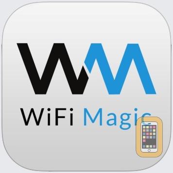 WiFi Magic by Mandic by 2mCo LLC (iPhone)