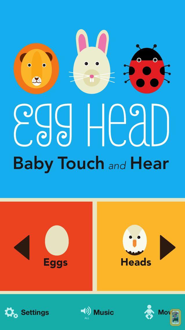 Screenshot - Egg Head: Peekaboo Baby Fun