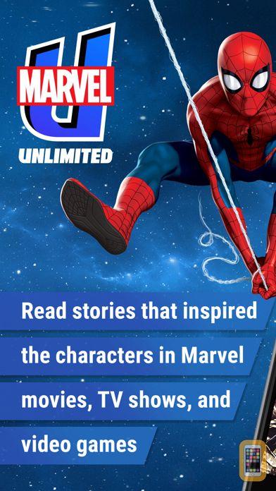 Screenshot - Marvel Unlimited