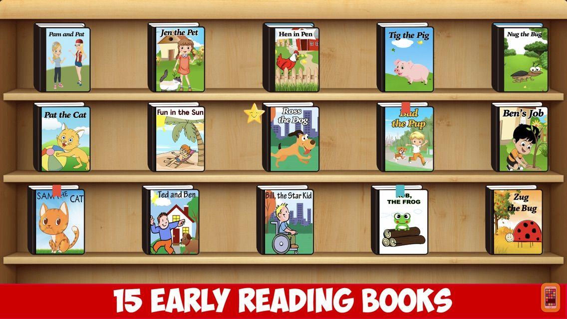 Screenshot - Kindergarten Phonic Reading Short Stories for kids