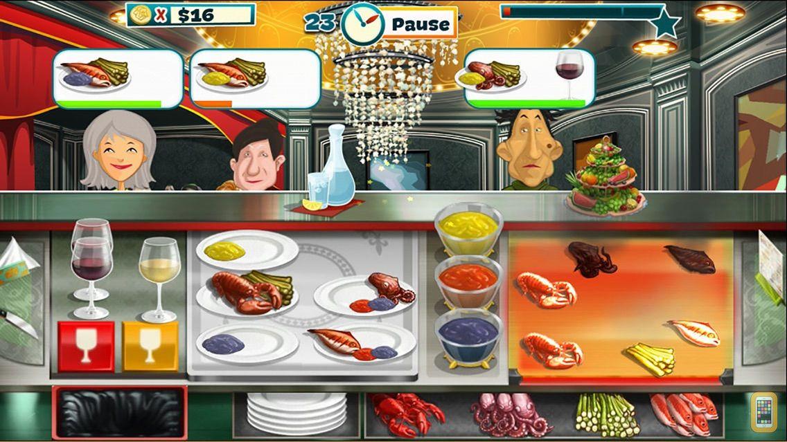 Screenshot - Happy Chef