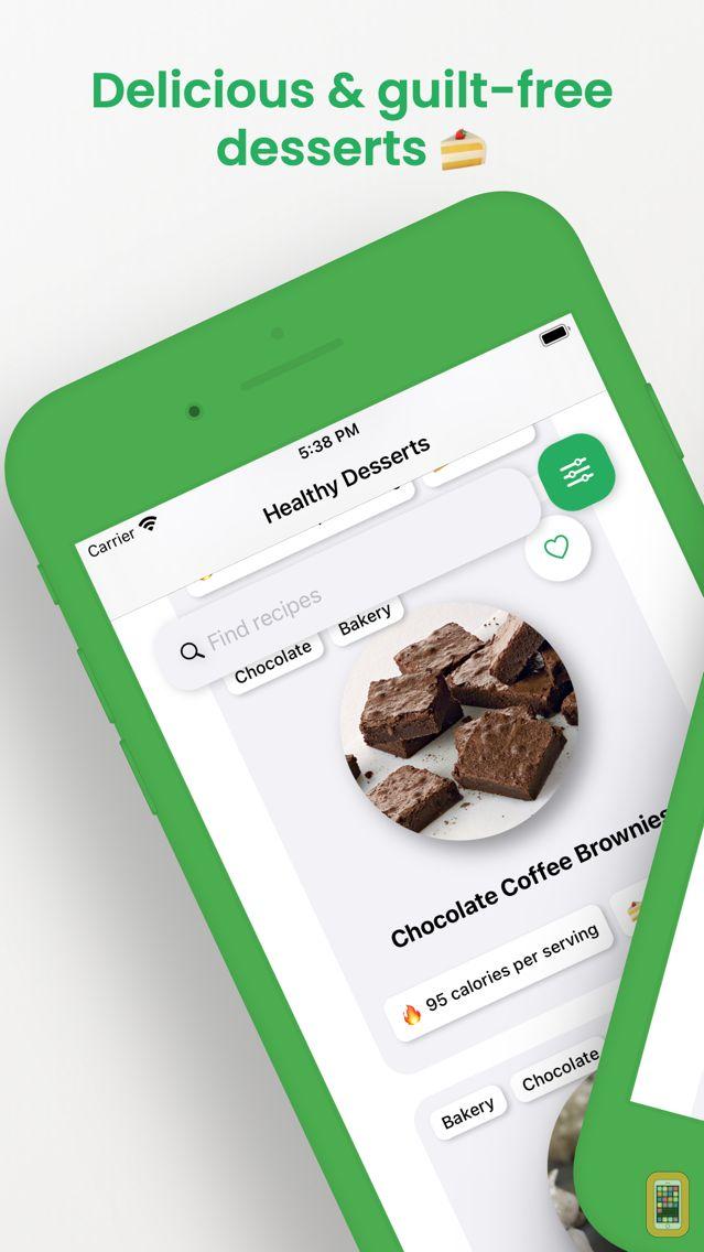 Screenshot - Healthy Dessert Recipes