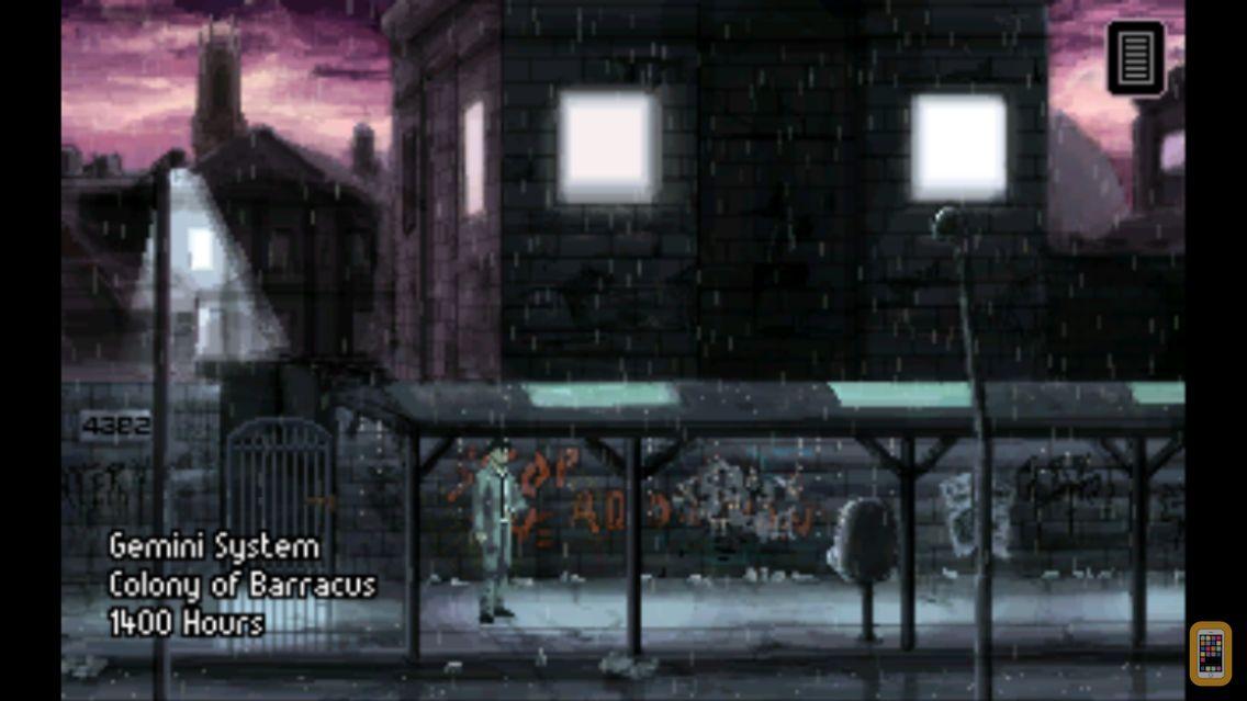 Screenshot - Gemini Rue