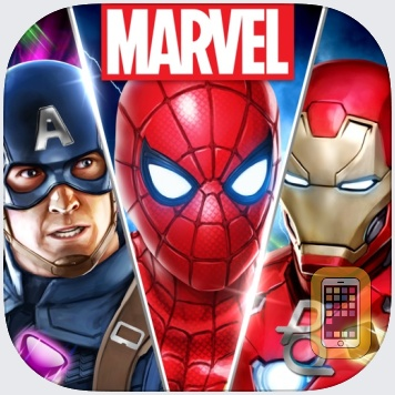 MARVEL Puzzle Quest by D3PA (Universal)