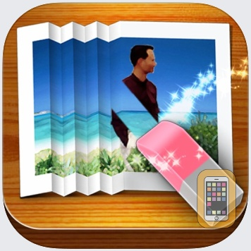 Photo Eraser for iPad by effectmatrix