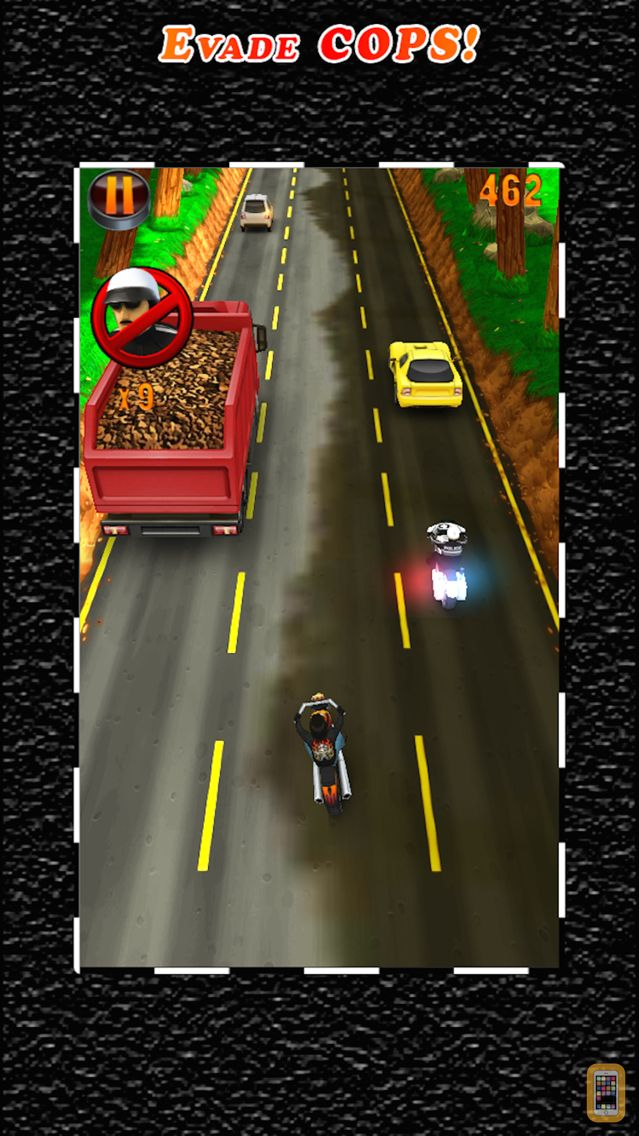 Screenshot - Deadly Moto Racing