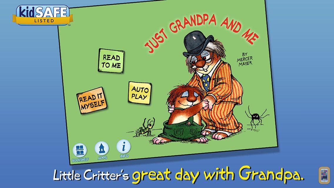 Screenshot - Just Grandpa and Me