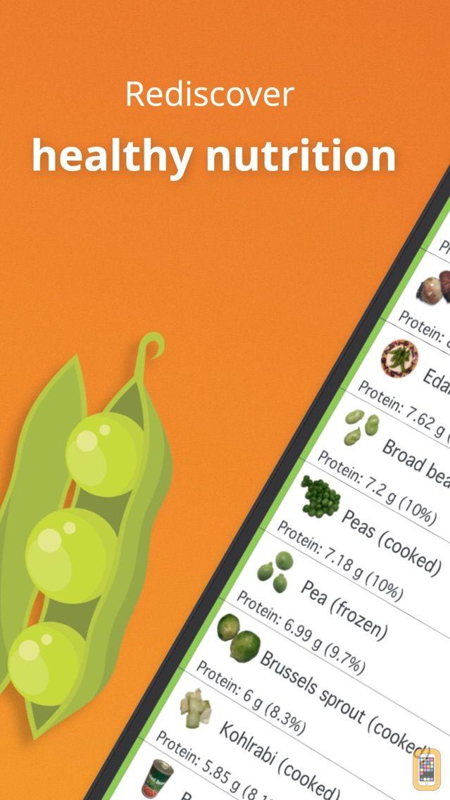 Screenshot - Natural food guide