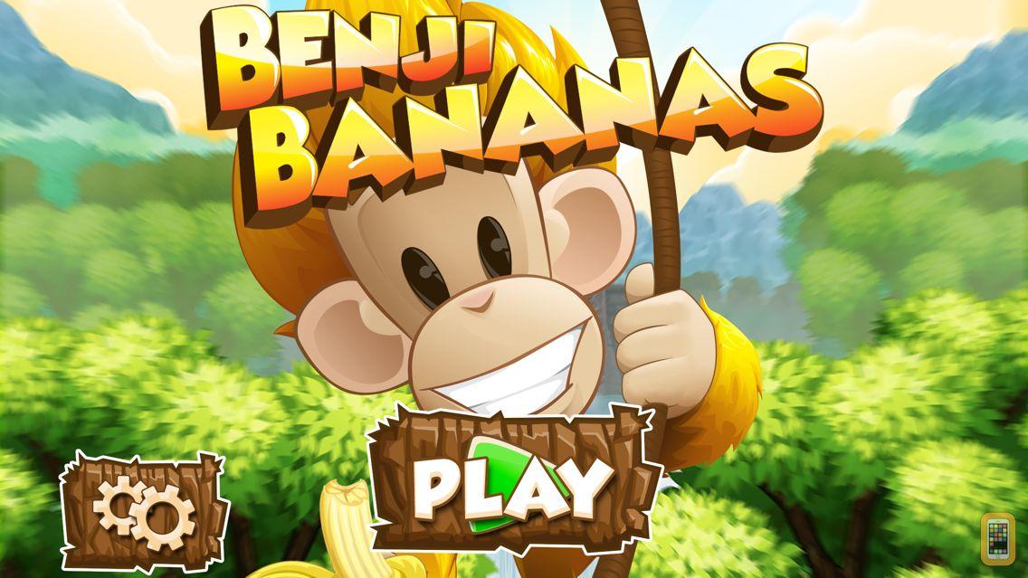 Screenshot - Benji Bananas HD