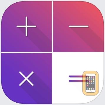 Calculator+ : Hide your secret by Vadim Suprovici (iPhone)