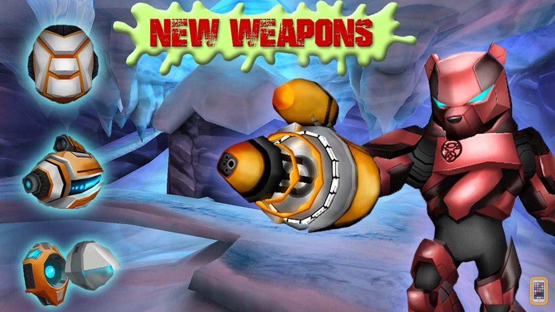 Screenshot - Battle Bears Gold Multiplayer Shooter Online FPS War