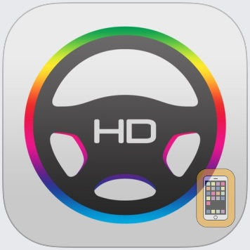 iCarConnect HD - the best on-board computer for your car by Lifelike UX Limited (iPad)