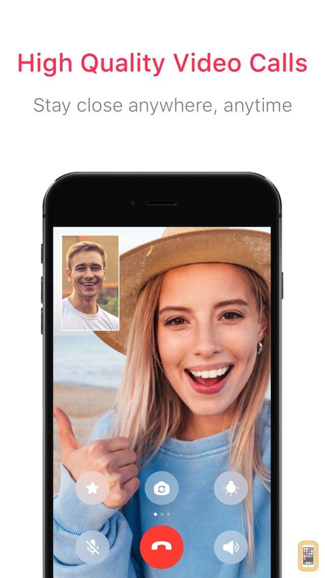 Screenshot - JusTalk Video Chat & Messenger