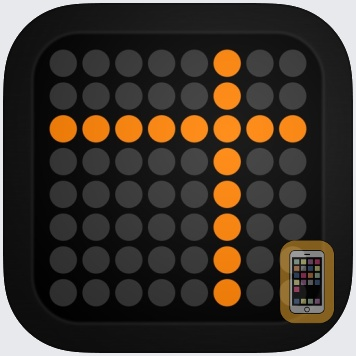 Arpeggionome for iPhone   matrix arpeggiator by Alexandernaut (iPhone)