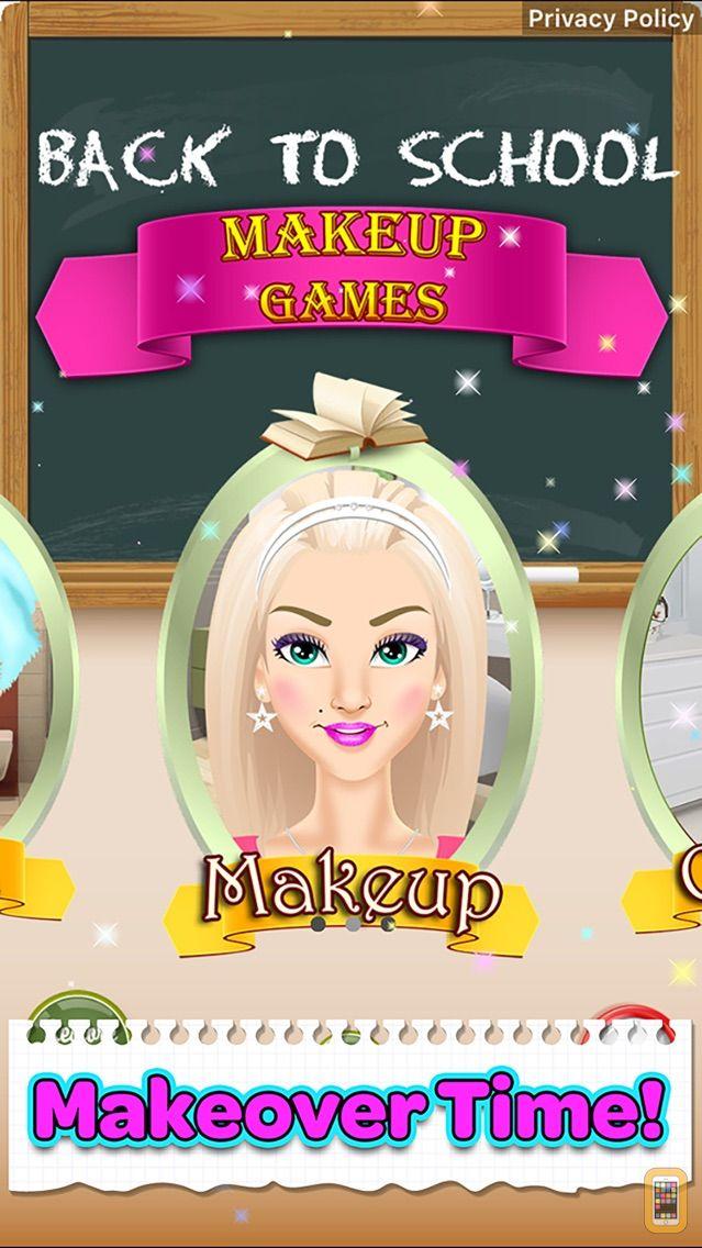 Screenshot - Back To School Makeover