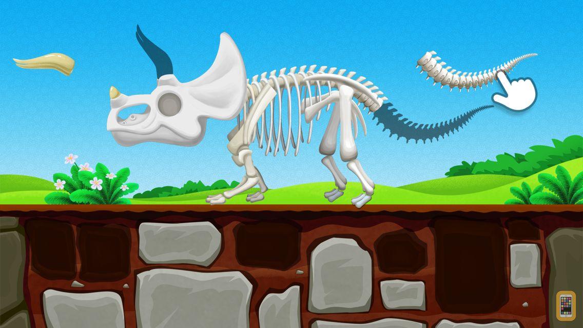 Screenshot - Dinosaur Games