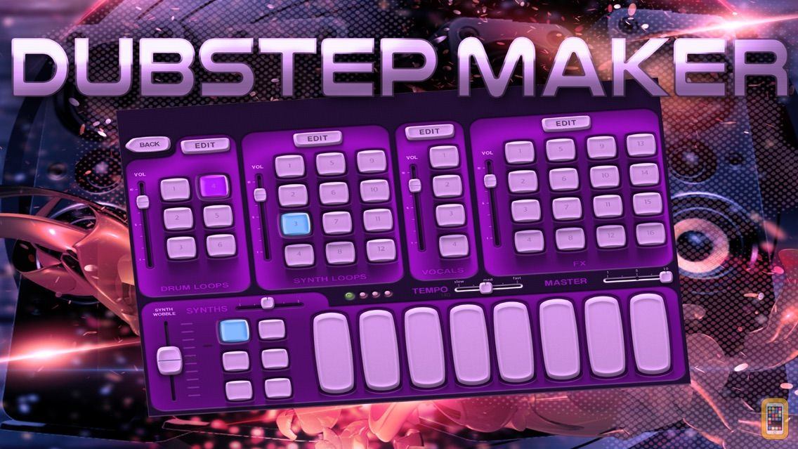 Screenshot - Dubstep Maker