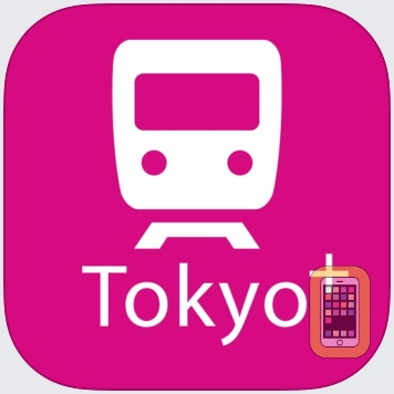 Tokyo Rail Map+ Lite • Yokohama, Saitama, Chiba by Urban-Map (Universal)