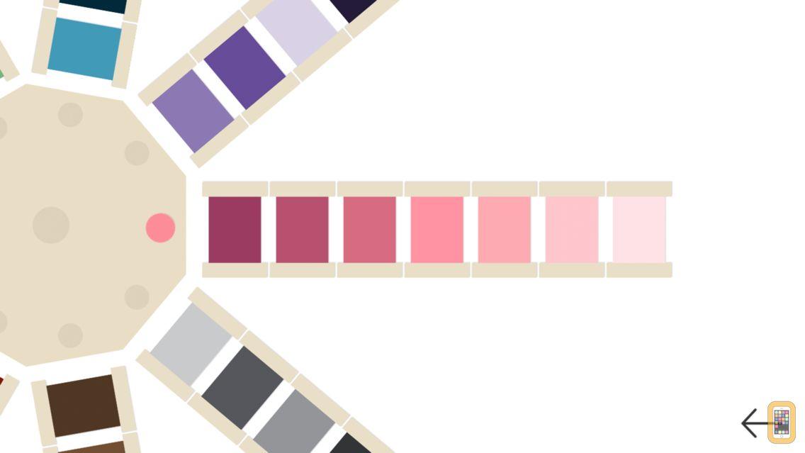 Screenshot - Montessorium: Intro to Colors