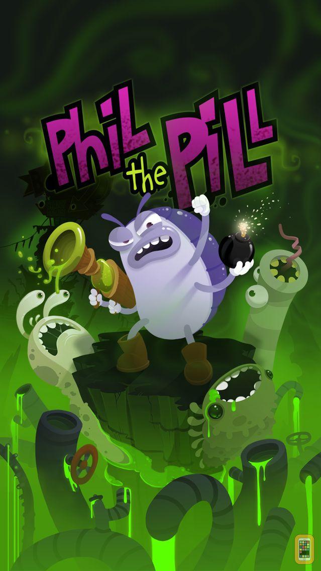 Screenshot - Phil The Pill