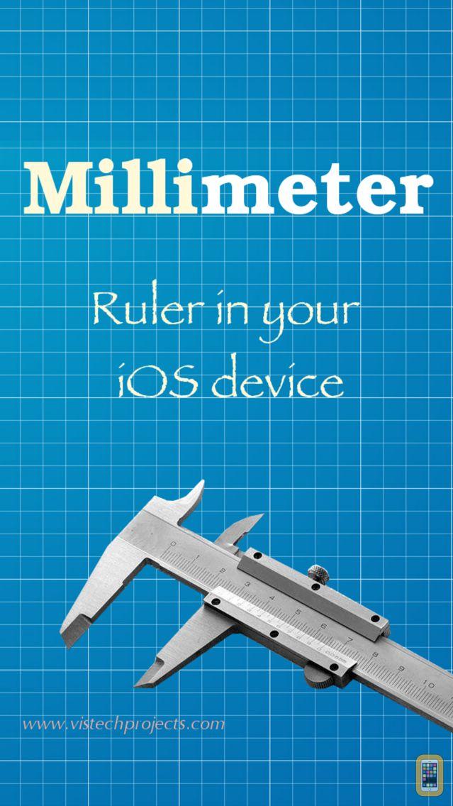 Screenshot - Millimeter Pro - screen ruler