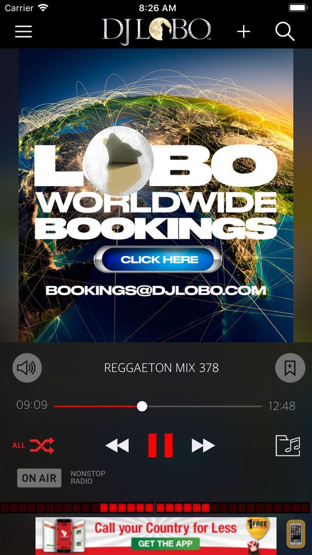 Screenshot - DJ Lobo