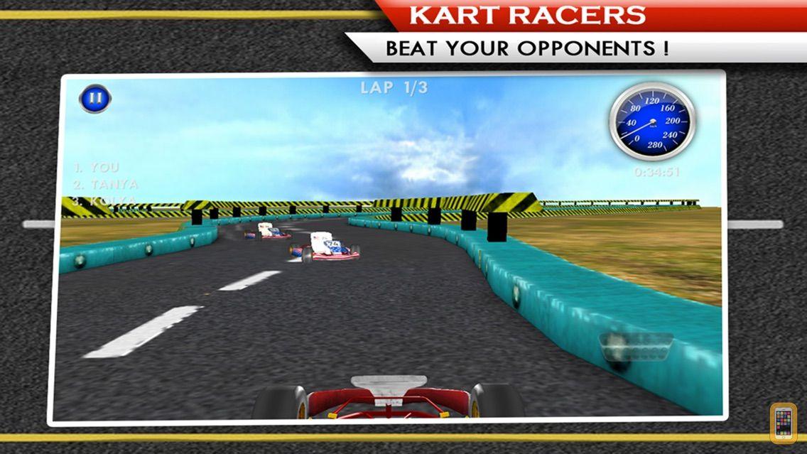 Screenshot - Kart Racers