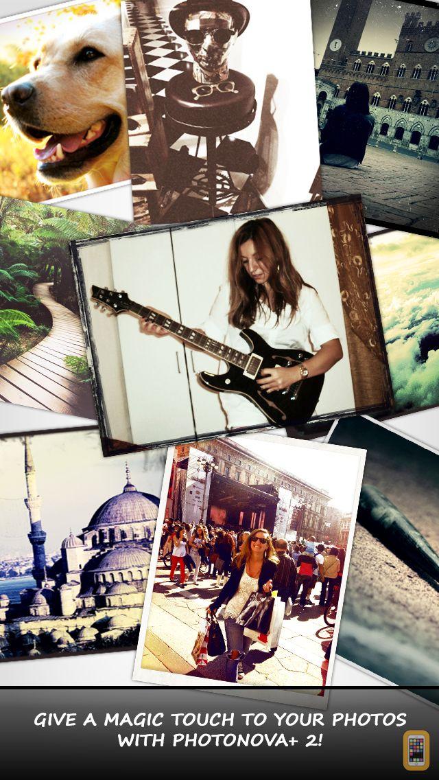 Screenshot - PhotoNova+ 2 - Photo Editor with Selective FX & Lasso