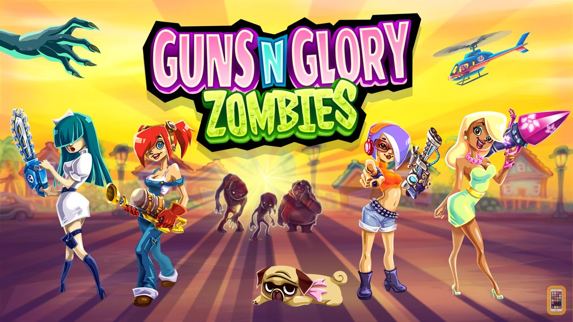 Screenshot - Guns'n'Glory Zombies