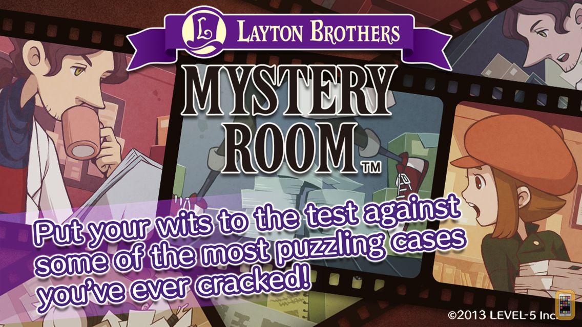 Screenshot - LAYTON BROTHERS MYSTERY ROOM
