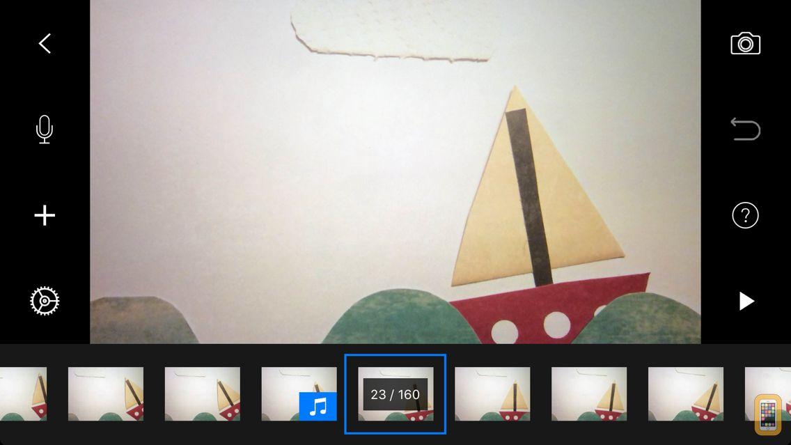 Screenshot - Stop Motion Studio Pro