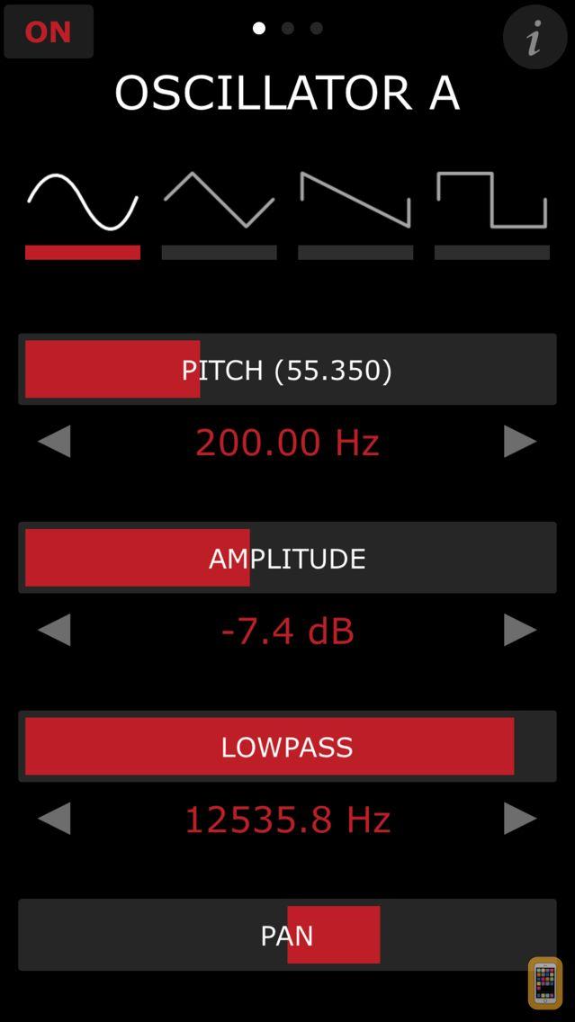 Screenshot - The Oscillator