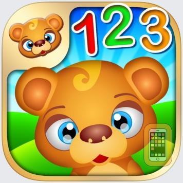 123 Kids Fun NUMBERS - Top Fun Math Games for Kids by RosApp Ltd (Universal)
