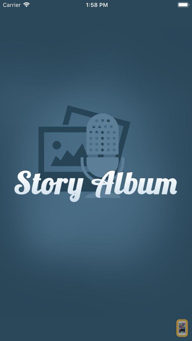 Screenshot - The Story Album