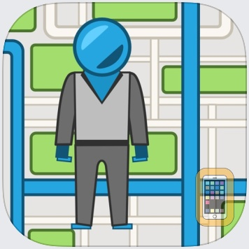 iStreets - Google Street View™ by Apptility Limited (Universal)