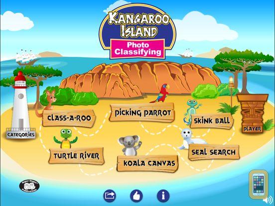 Screenshot - Kangaroo Island Classifying