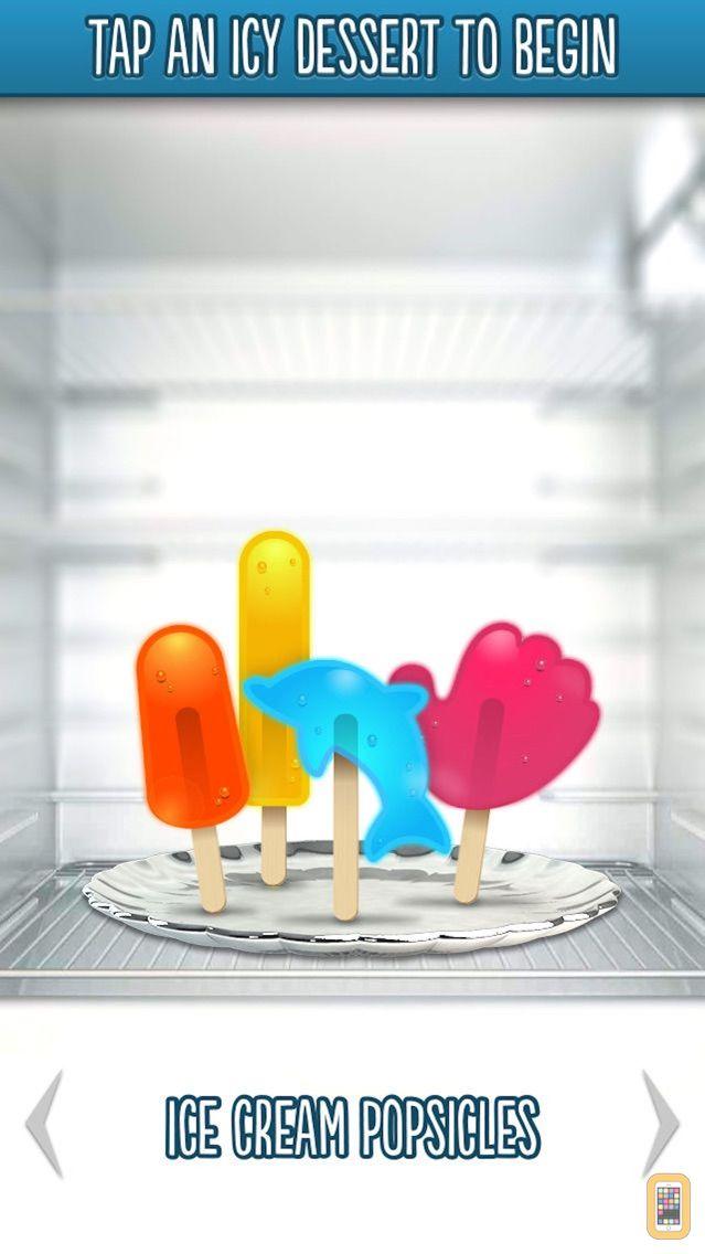 Screenshot - Icy Dessert Maker