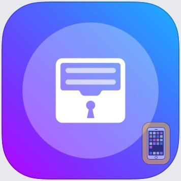Pocket Files Pro - Hide & lock photo, video, docs by Rambax, LLC (Universal)