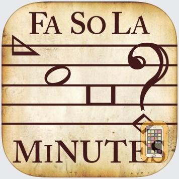 FaSoLa Minutes by Mark Godfrey (Universal)