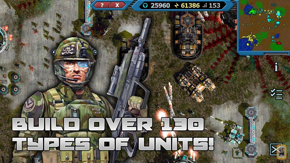 Screenshot - Machines at War 3 RTS