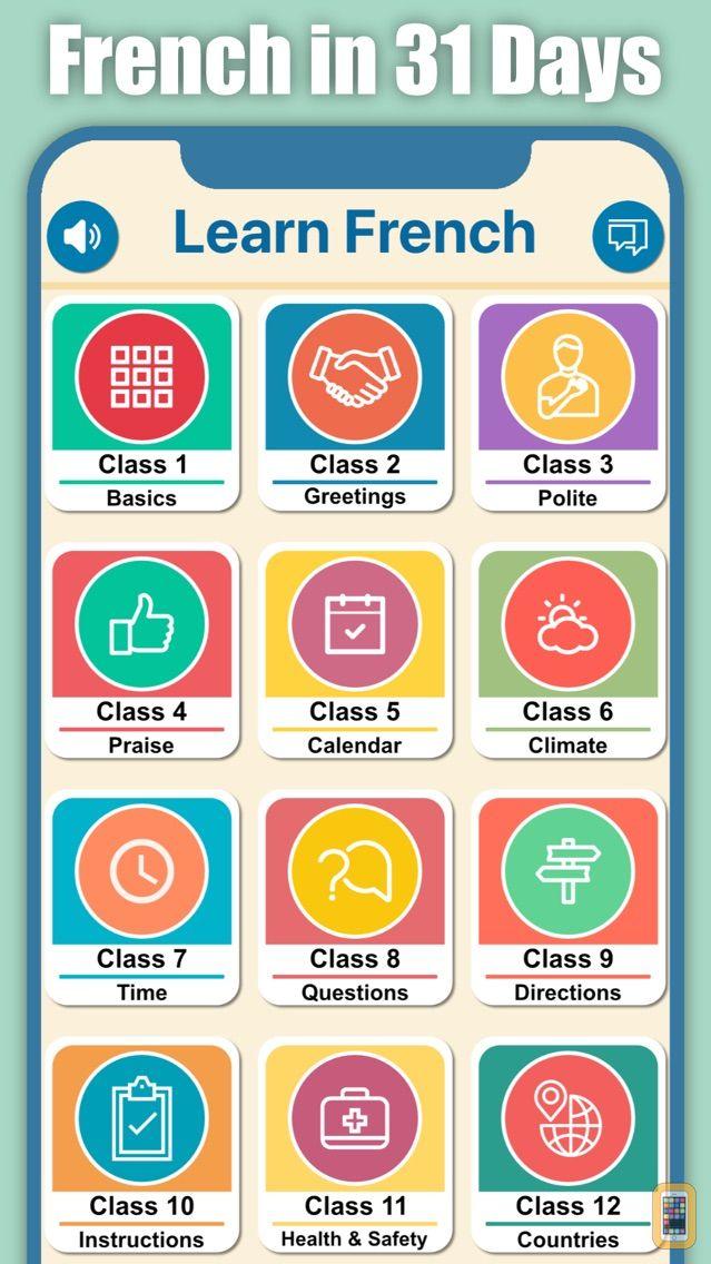 Screenshot - Learn French for Beginners !
