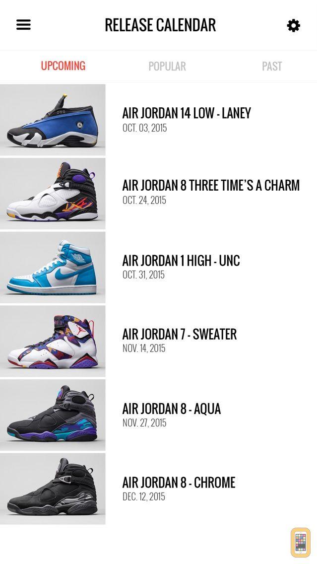 Screenshot - KicksOnFire - Shop Sneakers