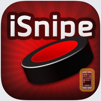 iSnipe Hockey Trainer by Jeremy Rupke (iPhone)