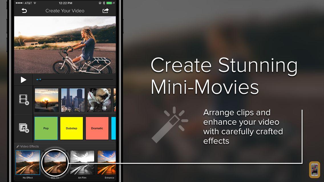 Screenshot - Clipper - Instant Video Editor for Making Instagram Videos