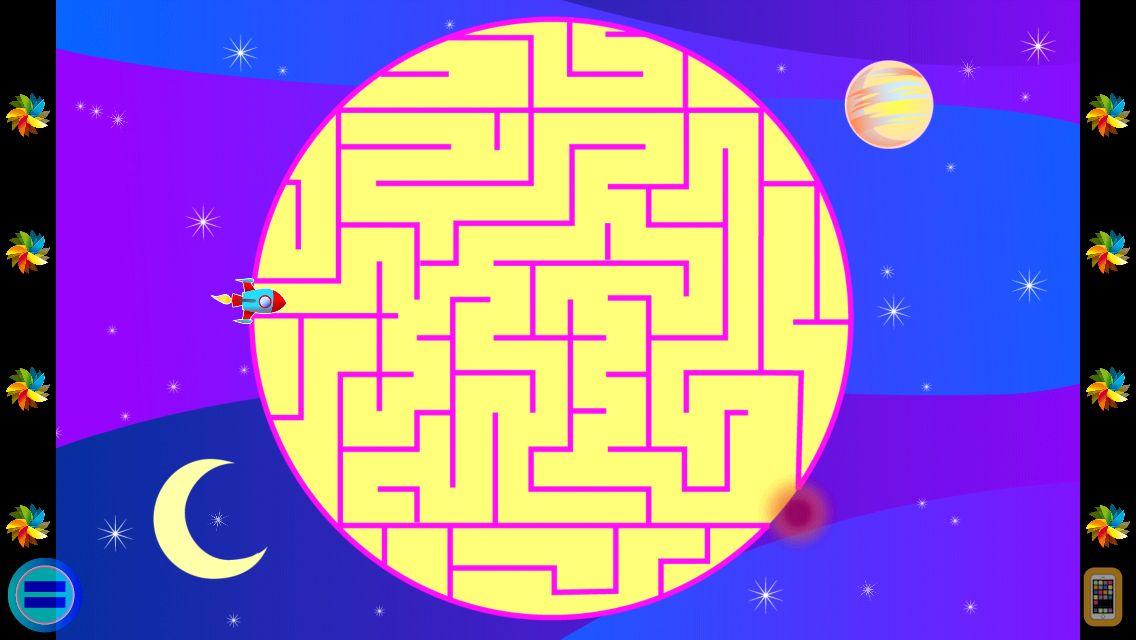 Screenshot - Wee Kids Mazes