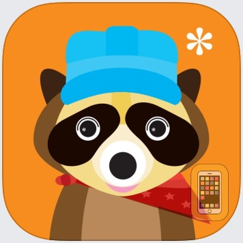 Peek-a-Zoo Train by treebetty LLC (Universal)