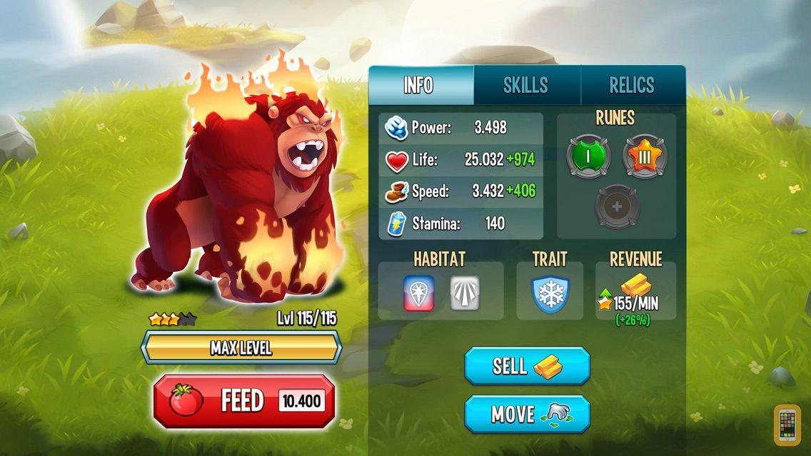 Screenshot - Monster Legends