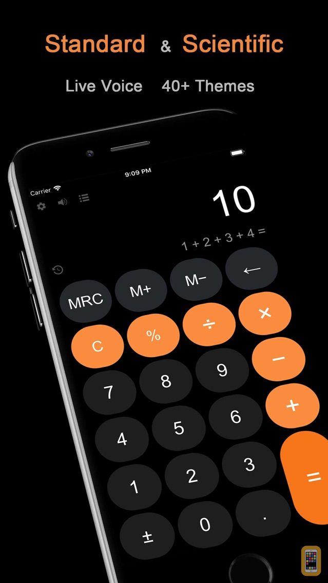 Screenshot - DayCalc Pro - Note Calculator